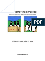 Scs_sample - Supercomputing Simplified - The Bare Necessities for Parallel C Programming With MPI