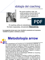 COACHING Metodologia Julio