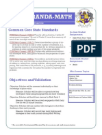 math lesson plan- september 30