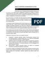 Documento de Trabajo - A Construir Las Demandas de La Chile FINAL