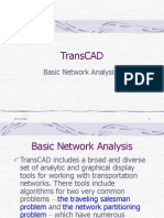 Trans Cad Creating Maps | Map | Computer File