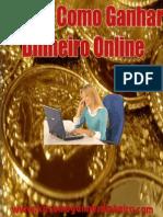 E-book Como Ganhar Dinheiro Online