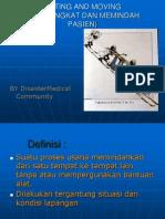 Lifting Moving Transportation by Diklat DMC