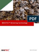 Minitec Sintering Technology