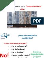 Seguridad Basada en El Comportamiento o Conducta SBC