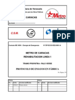 Protocolo de Ensayo en Fabrica Sai (Cco)
