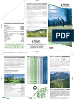 Golf Folder Achensee