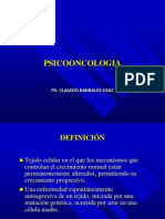 Psicooncologia Ps Salud Ucen 2013 Ppt