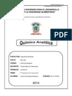 Laboratorio 8-Preparacion de Soluciones-Jose Luis Quispe Espinoza
