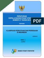 Master File Desa 2010 Buku 2 Jawa