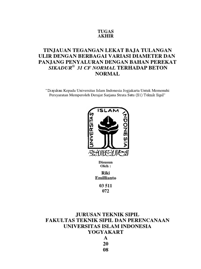 Free Download Skripsi Teknik Sipil Transportasi Polarvacations