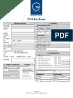 Dominion Enrolment 2014