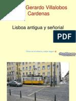 Nervis Gerardo Villalobos Cardenas - Lisboa antigua y señorial