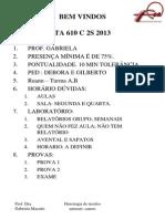 Carnes610.Ppt AULA 01