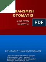TRANSMISI OTOMATIS
