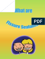 Fissure Sealant Booklet