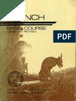 FSI French Basic Course Volume 1