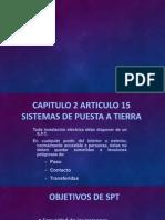 Retie Articulo 15 y 16