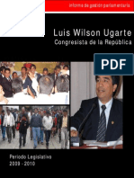 Luis Wilson 2009-2010