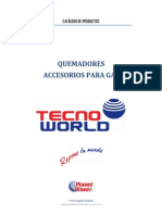 Catalogo de Estufas 2011