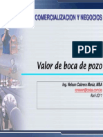 CONEG_05_1Valor de Boca de Pozo