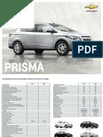 Ficha Prisma JL2013