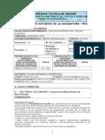 OBRAS HIDRÁULICAS II - EDGAR MENENDEZ VIII C OCT2013-MAR2014