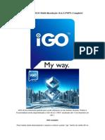 Download GPS IGO Multi-Resolução v8.4.3.179971 Completo