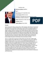 candidate profile david vitter