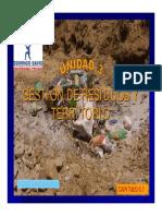 Gestion de Residuos y Territorio