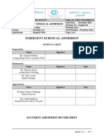 Ppg-gdch-nur-49 Emergent Surgical Admission