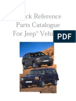 Jeep Parts Catalog - 20 Years Complete (XJ, YJ, ZJ, CJ & J/SJ)
