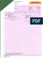 DHL Billing System