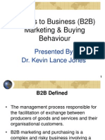 7a. B2B Buying Behavior