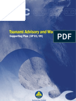 Tsunami Advisory Warning Plan