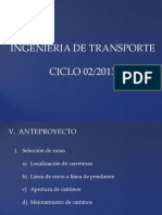 Capitulo 5 Ingenieria de Transporte_parte 1