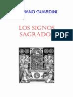 Guardini, Romano - Signos Sagrados