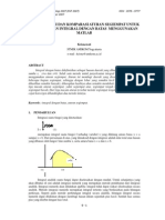 54 - Implementasi Dan Komparasi Aturan Segiempat Untuk Penyelesaian Integral Dengan Batas Menggunakan Matlab