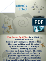 The Butterfly Effect Presentation