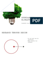 Research Through Design