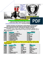Informativo Missao Universitária radical 2 TEMA