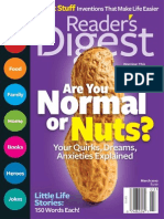 Reader's Digest (USA) - March 2012
