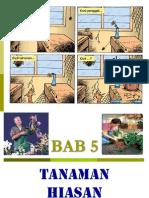 Bab 5 Tanaman Hiasan