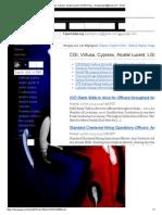 CGI, Virtusa, Cypress, Alcatel Lucent, LGSoft Hiring - Doradlarajesh@Gmail