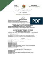 Statutul Personalului Din Cabinetul