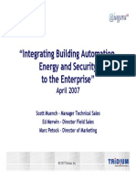 ES Integrated Building