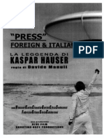 Press for Cannes Market