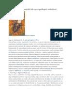 Aspecte Fundamentale Ale Antropologiei Ortodoxe