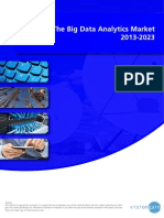 The Big Data Analytics Market 2013-2023