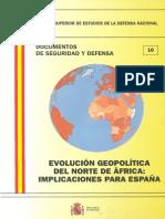 010 Evolucion Geopolitica Del Norte de Africa